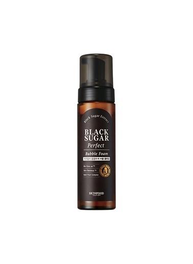 Skinfood Black Sugar Perfect Besleyici Makyaj Temizleme Köpüğü 200Ml Renksiz